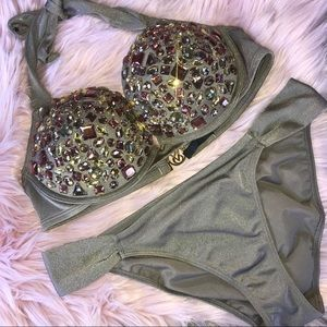 💎 Victoria's Secret Bombshell Bikini Set 36b/M 💎